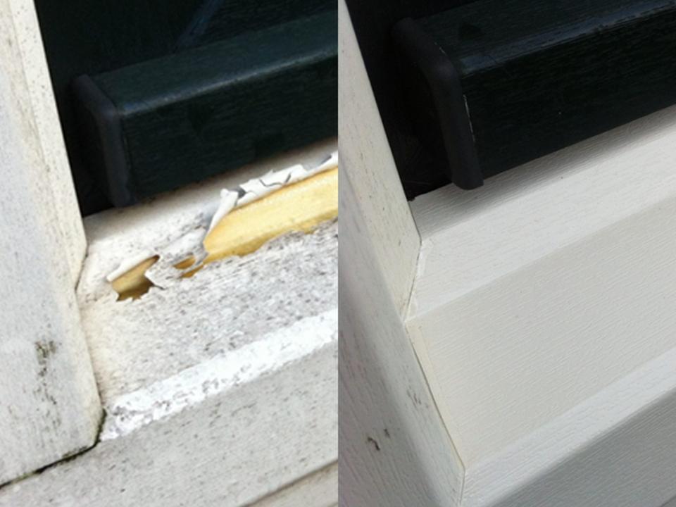 We werken graag voor Repair & Protection
